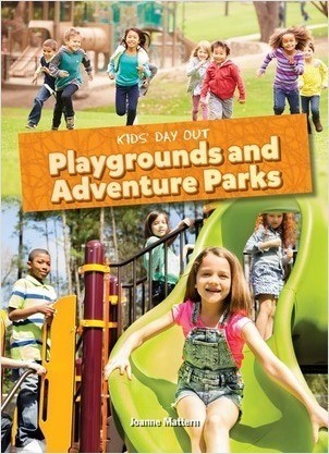 Cover: Playgrounds and Adventure Parks