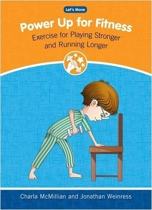 Cover: Power Up for Fitness: Exercise for Playing Stronger and Running Longer