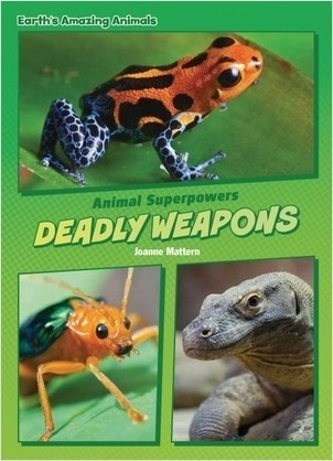 Cover: Deadly Weapons