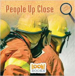 Cover: People Up Close