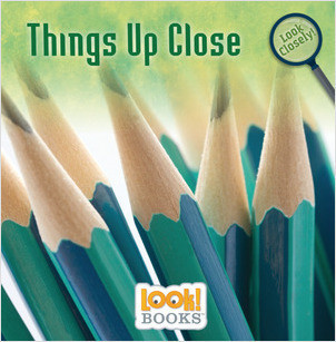 Cover: Things Up Close