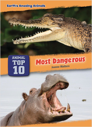 Cover: Most Dangerous