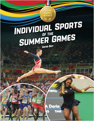 Cover: Gold Medal Games — Library Bound Set