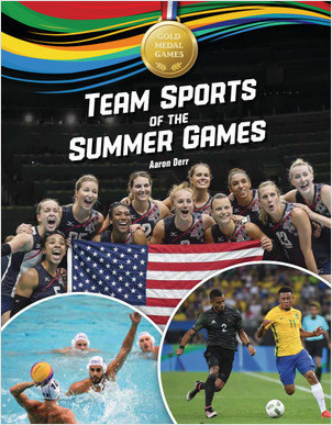 Cover: Team Sports of the Summer Games