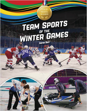 Cover: Team Sports of the Winter Games