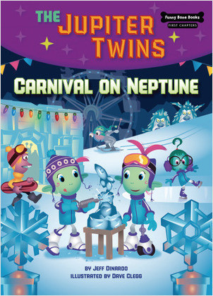 Cover: Carnival on Neptune (Book 5)