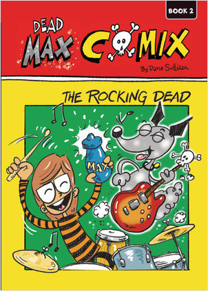 Cover: The Rocking Dead: Book 2