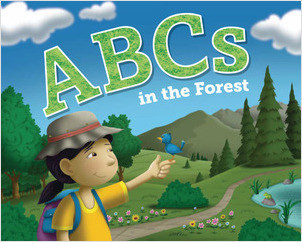 Cover: ABCs in the Forest
