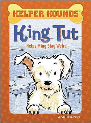Cover: King Tut Helps Ming Stay Weird