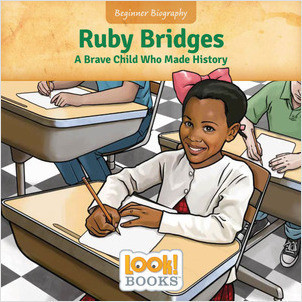 Cover: Ruby Bridges: A Brave Child Who Made History