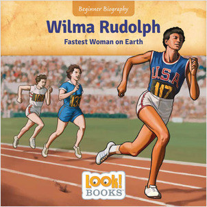 Cover: Wilma Rudolph: Fastest Woman on Earth