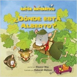 Cover: ¿Dónde está Alberto? (Where's Albert?): Conteo y conteo salteado (Counting & Skip Counting)