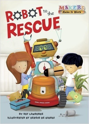 Cover: Robot to the Rescue: Robots