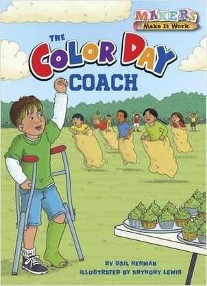 Cover: The Color Day Coach: Baking