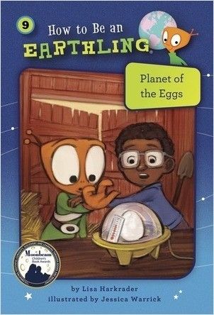 Cover: Planet of the Eggs (Book 9): Patience