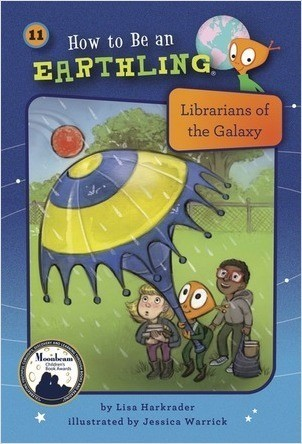 Cover: Librarians of the Galaxy (Book 11): Acceptance