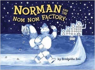 Cover: Norman and the Nom Nom Factory