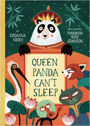 Cover: Queen Panda Can't Sleep