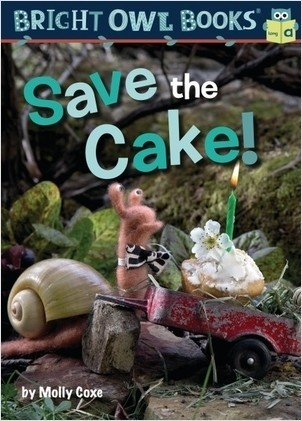 Cover: Save the Cake!: Long vowel a