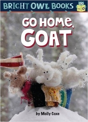 Cover: Go Home, Goat: Long vowel o