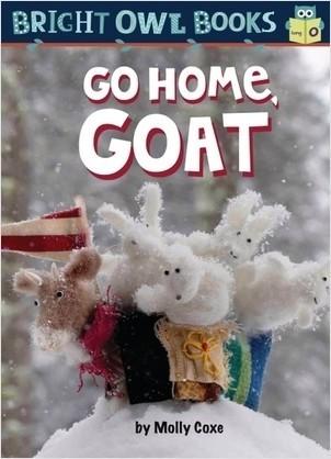 Cover: Go Home, Goat: Long vowel o