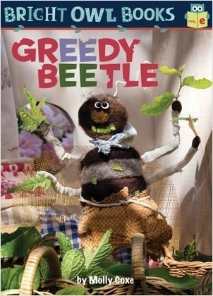 Cover: Greedy Beetle: Long vowel e