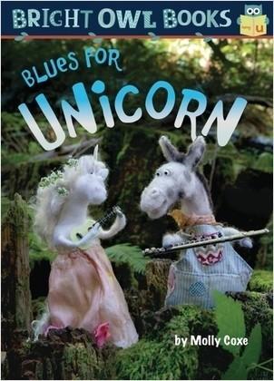 Cover: Blues for Unicorn: Long vowel u