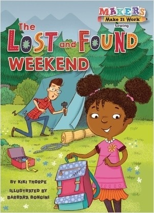 Cover: The Lost and Found Weekend: Sewing