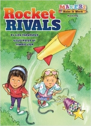 Cover: Rocket Rivals: Rockets