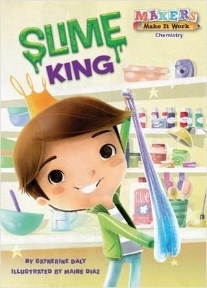 Cover: Slime King: Chemistry