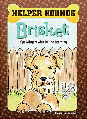 Cover: Brisket Helps Miryam with Online Learning