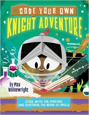 Cover: Code Your Own Knight Adventure
