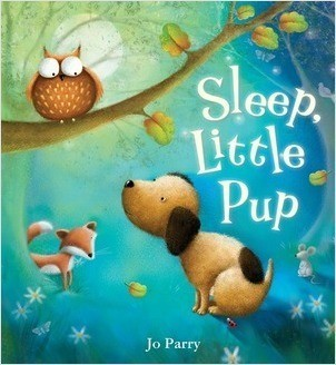 Cover: Sleep, Little Pup