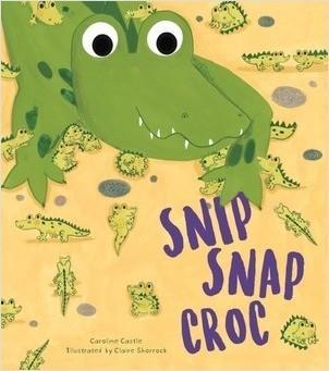 Cover: Snip Snap Croc
