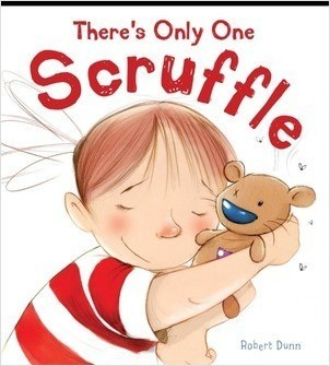 Cover: There's Only One Scruffle