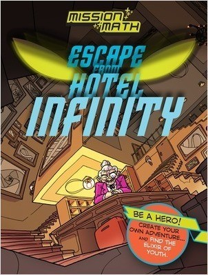Cover: Escape from Hotel Infinity (Numbers)