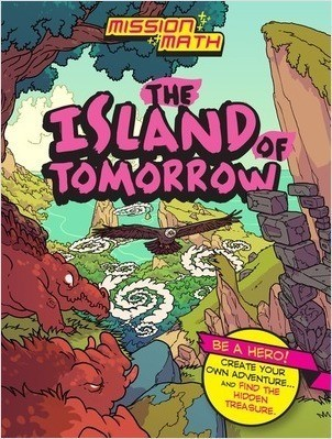 Cover: The Island of Tomorrow (Geometry)