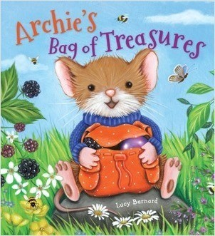 Cover: Archie's Bag of Treasures