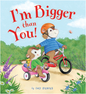 Cover: I'm Bigger Than You