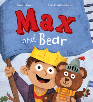 Cover: Max and Bear