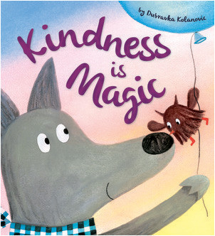 Cover: Kindness Is Magic