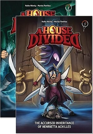 Cover: A House Divided — Hardcover Set