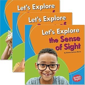 Cover: Bumba Books ® — Discover Your Senses — Hardcover Set