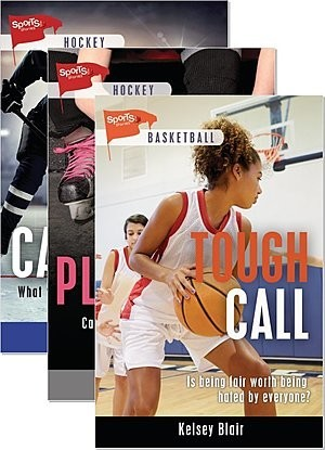 Cover: Lorimer Sports Stories — Library Bound Set