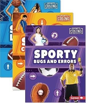 Cover: Sports Coding Concepts — eBook Set