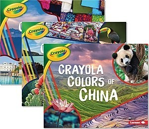 Cover: Crayola ® Country Colors — eBook Set