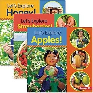 Cover: Food Field Trips — eBook Set