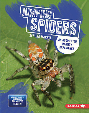 Cover: Jumping Spiders: An Augmented Reality Experience