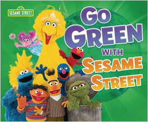 Cover: Go Green with Sesame Street ®