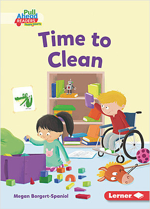 Cover: Time to Clean